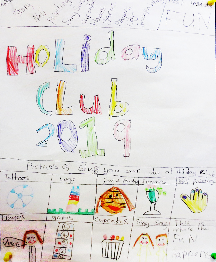 Isabelle's Holiday Club Summary